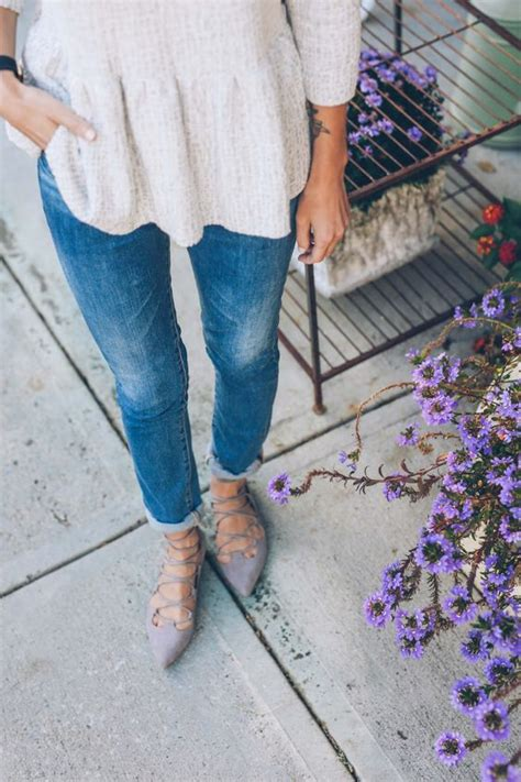 Gray Hepburn Flat Shoes 25 ideas with flats pretty designs