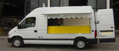 camino pizza fabricant camion remorque pizza pizzeria