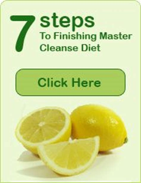 What Is A Detox Drink Supposed To Do by Masters Cleanser And Master Cleanse Diet On