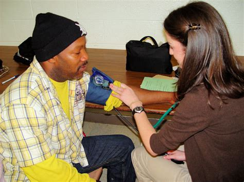 Um Flint Student Takes On clinic led by um flint students brings needed health
