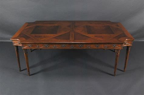 antique dining room tables louis xvi neoclassical mahogany dining room table antique reproduction ebay