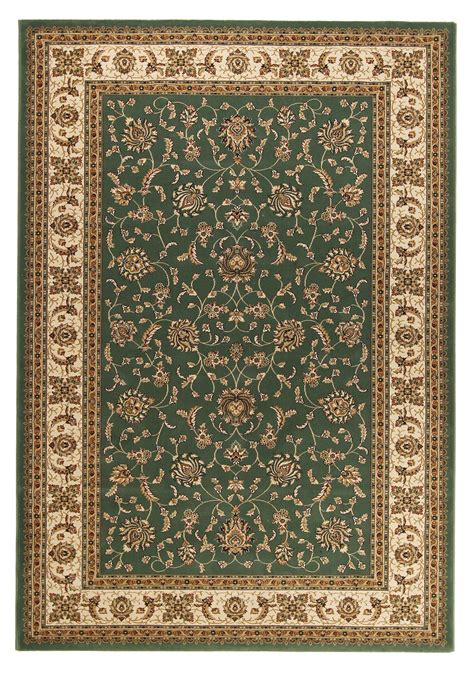 traditional rugs buy brilliant 620 green traditional rug rugspot