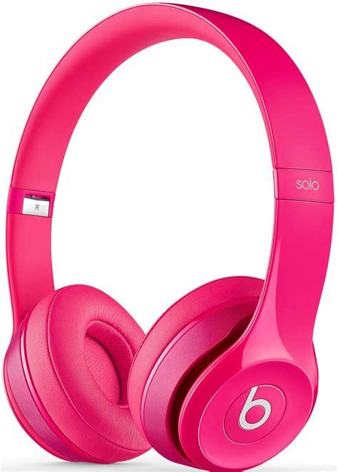 Headphone Beats Hd Original new beats hd drenched headphone with mic pink ebay