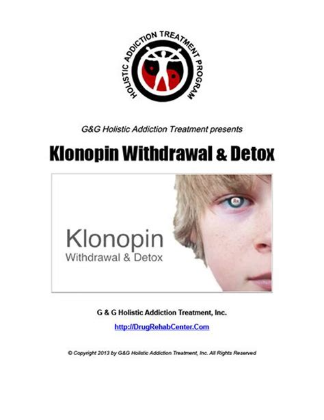 How Do You Detox From Klonopin by 22 Best Images About Bulletin Board Benzodiazepines On
