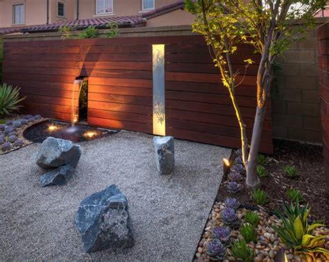 garten wand ideen garten und landschaftsbau 30 moderne ideen studio h