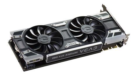 Vga Gtx 1080 Evga Unveils Its Geforce Gtx 1080 Lineup