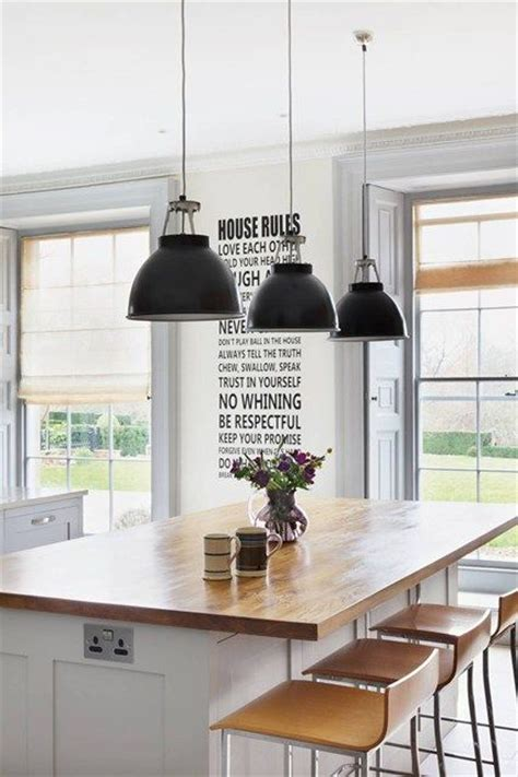 kitchen island lighting uk best 25 breakfast bar lighting ideas on pinterest
