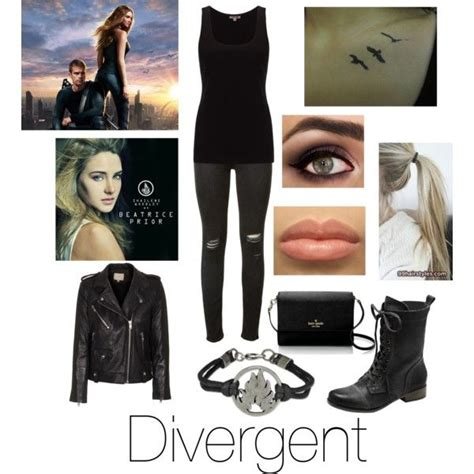 divergent wardrobe tris divergent the beatrice tris prior look my style