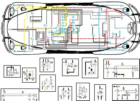 thesamba view topic 1974 beetle wiring