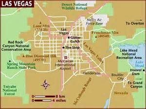 Map Of North Las Vegas by Map Of Las Vegas