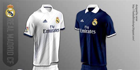 Jersey Bola Real Madrid Away New 17 18 Grade Ori Murah bocoran jersey real madrid 2014 15 bola net