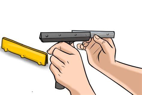 how do you sharpen a blade how to sharpen a scraper blade