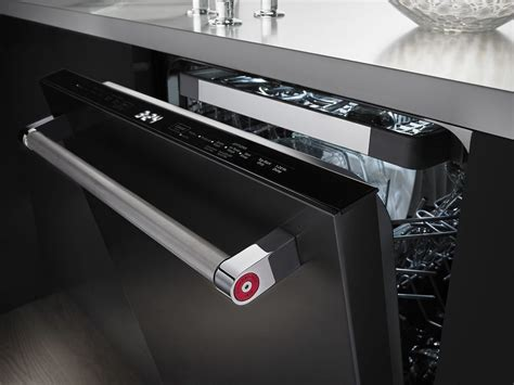 Kitchenaid Dishwasher Black Stainless Is Black Stainless The New Color Choice Revufetch