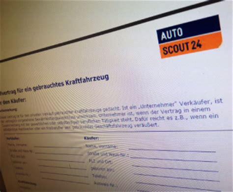Kaufvertrag Auto 14 Tage by Kfz Autofreund24 Part 2