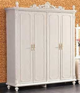 Large Wood Wardrobe Closet Clearance Continental European Bedroom Furniture