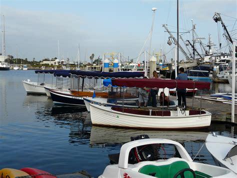 boat rental ventura electric boats