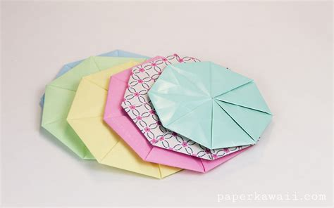 Origami Octagon - origami octagon image collections craft decoration ideas