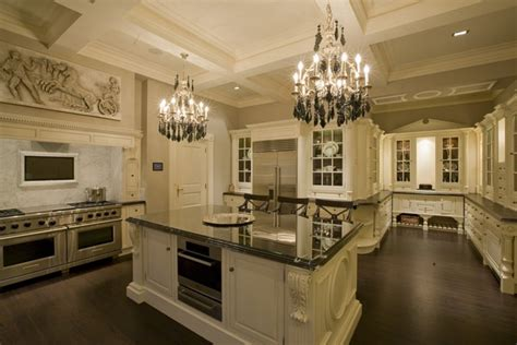 Overhead Kitchen Cabinets by Luxury Kitchens How To Refine Your Cooking And Dining