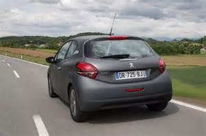 Peugeot 208 1 2 Review 2015 Peugeot 208 1 2 Puretech 110 Review Review Autocar