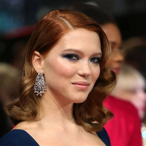 lea seydoux next movie lea seydoux is next bond girl celebrity news showbiz