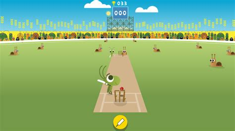 themes ckirckit games google doodle celebrates icc chions trophy with