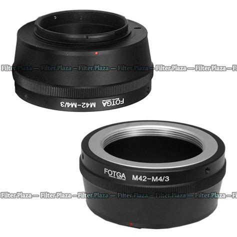 Sale Fotga Lens Adapter Olympus Om To Panasonic Micro 4 3 Om M4 3 fotga m42 mount lens to olympus panasonic micro four thirds m4 3 adapter ebay