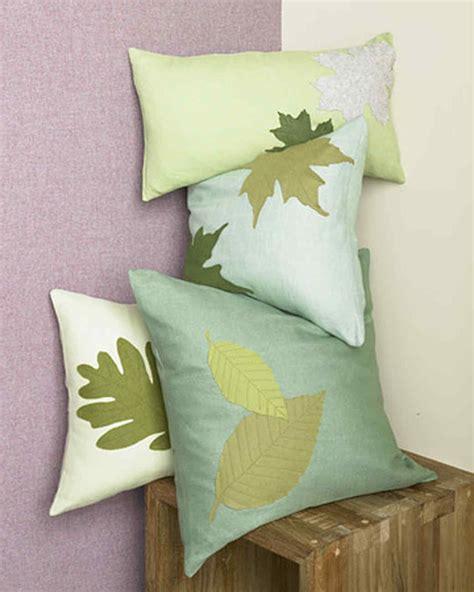 Martha Stewart Handmade - handmade pillows martha stewart