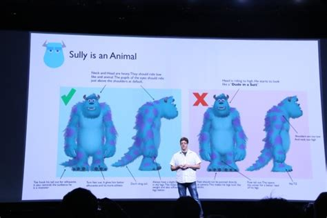 storyboards layout animation final lighting nvidia gtc 2014 day 2 keynote by pixar software r d