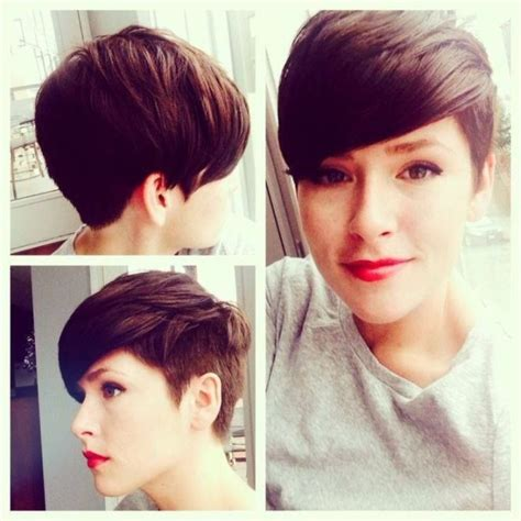 edgy short hair in the back 2015 edgy short haircuts for girls hairjos com