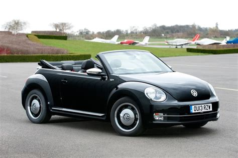 volkswagen convertible cabrio volkswagen beetle cabriolet 2013 car review honest john