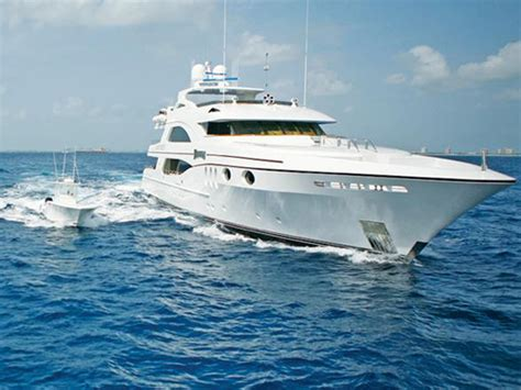 big boats are called yacht of the week a 164 foot 12 passenger yacht named