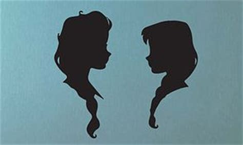 Susan Delise Also Search For And Elsa Silhouette Silhouette