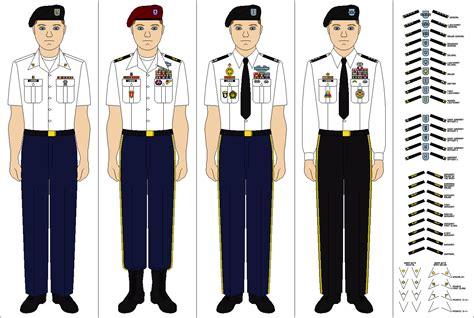 us service us army class b service by tenue de canada on deviantart