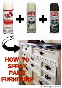 Best Paint For Furniture by How To Spray Clear Coat Without Orange Peel