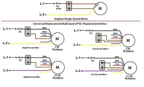 4 speed blower motor wiring diagram wiring diagram and