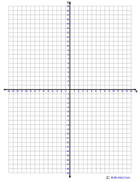 printable aba graphs four quadrant graph paper one graph per page math aids