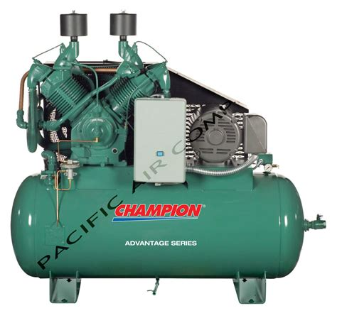 25 hp air compressor 100 cfm 120 gallon tank ebay