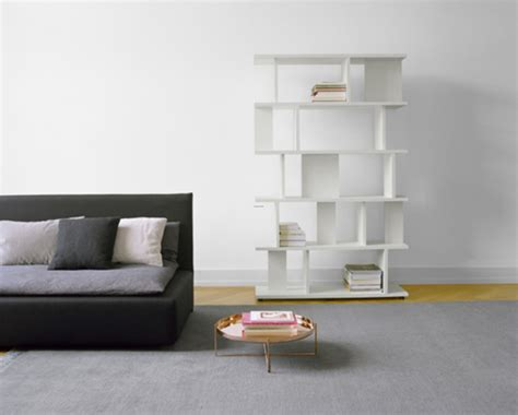 Shelf In The Room by Attractive White Free Standing Book Shelf Design
