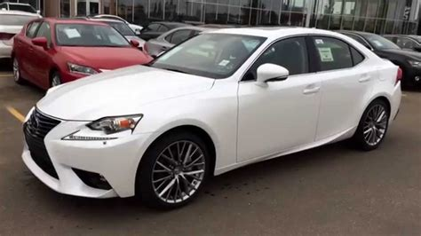 white lexus is 250 lexus is 250 2015 image 78