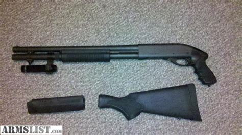 armslist for sale remington 870 home defense shotgun