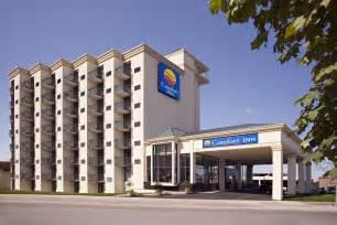 book comfort inn fallsview niagara falls canada hotels