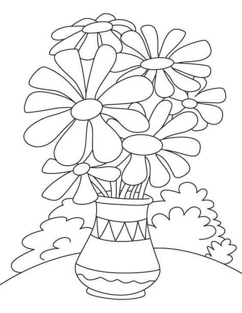 flowers of the month coloring pages 20 free printable april coloring pages