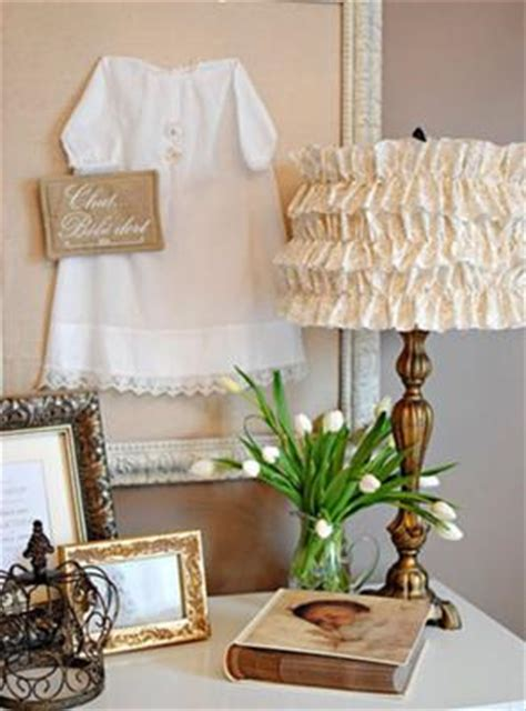 Decorating The Nursery Wall With Baby S Clothes Antique Nursery Decor