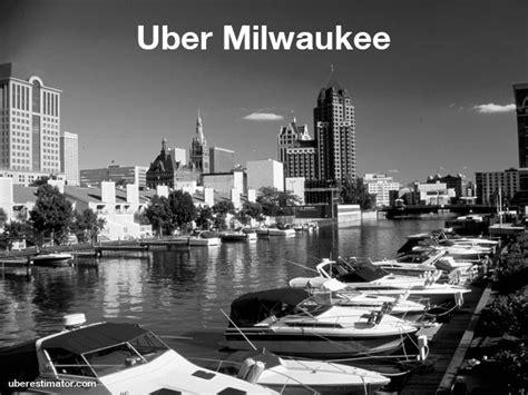 uber in milwaukee us estimate fares updated rates