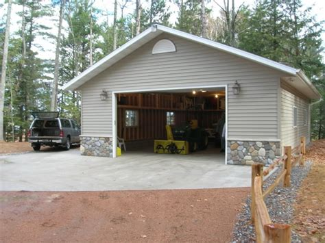 Garage Plans And Prices | 30x40 garage plans and prices the better garages 30 215 40