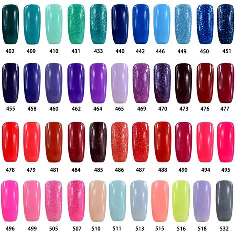 most popular purple gel nail color gel nail polish color set great photo blog about