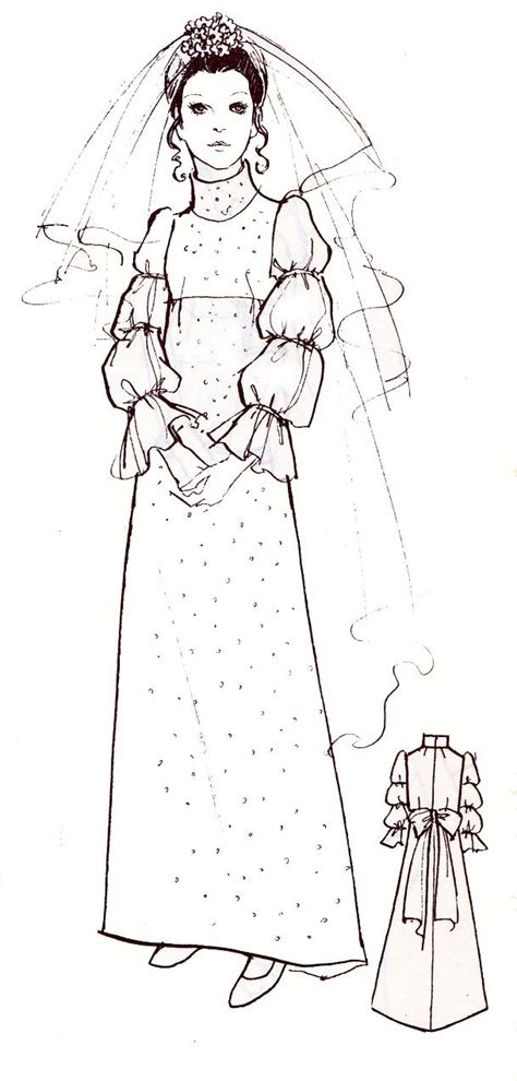 pattern drafting kamakura shobo 16 best 1970s wedding dress patterns images on pinterest
