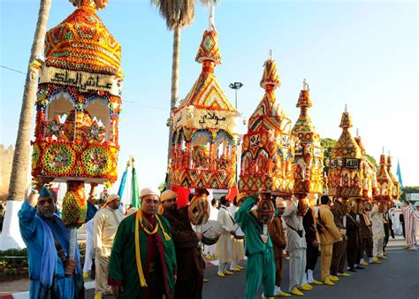mawlid al nabi celebrations across the middle east middle east eye
