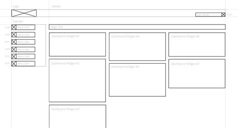 Anmaree Slope Work Flow Wireframe Template Word