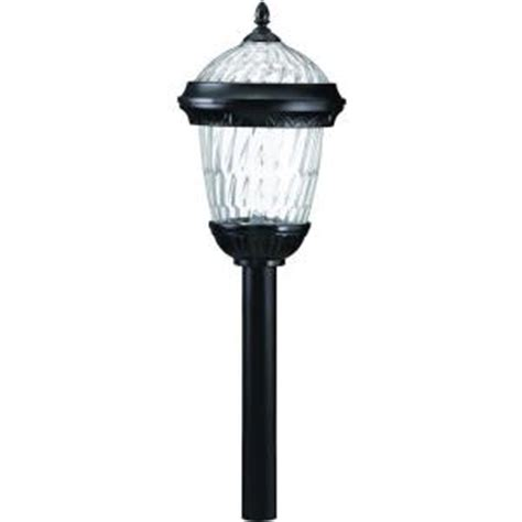 hton bay led solar pathway lights home depot solar path lights hton bay solar rubbed bronze
